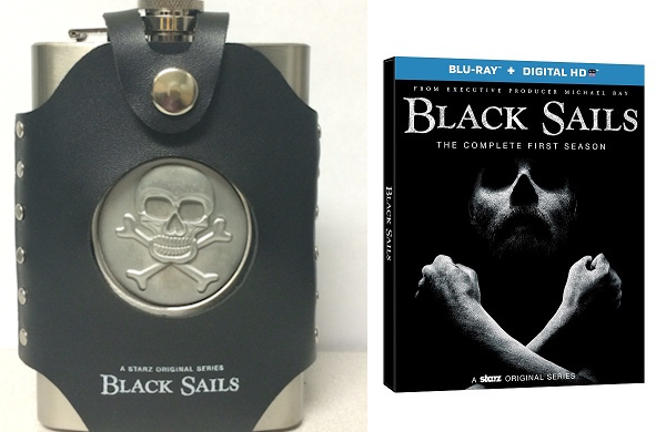 GIVEAWAY: Black Sails Season 1 Blu-Ray With Collector\'s ...