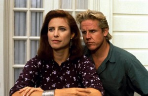 HIDER IN THE HOUSE, Mimi Rogers, Gary Busey, 1989. ©Vestron