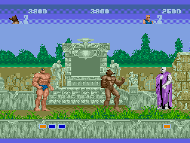Top 5 manly games from the 16 bit era manlymovie for Altered beast