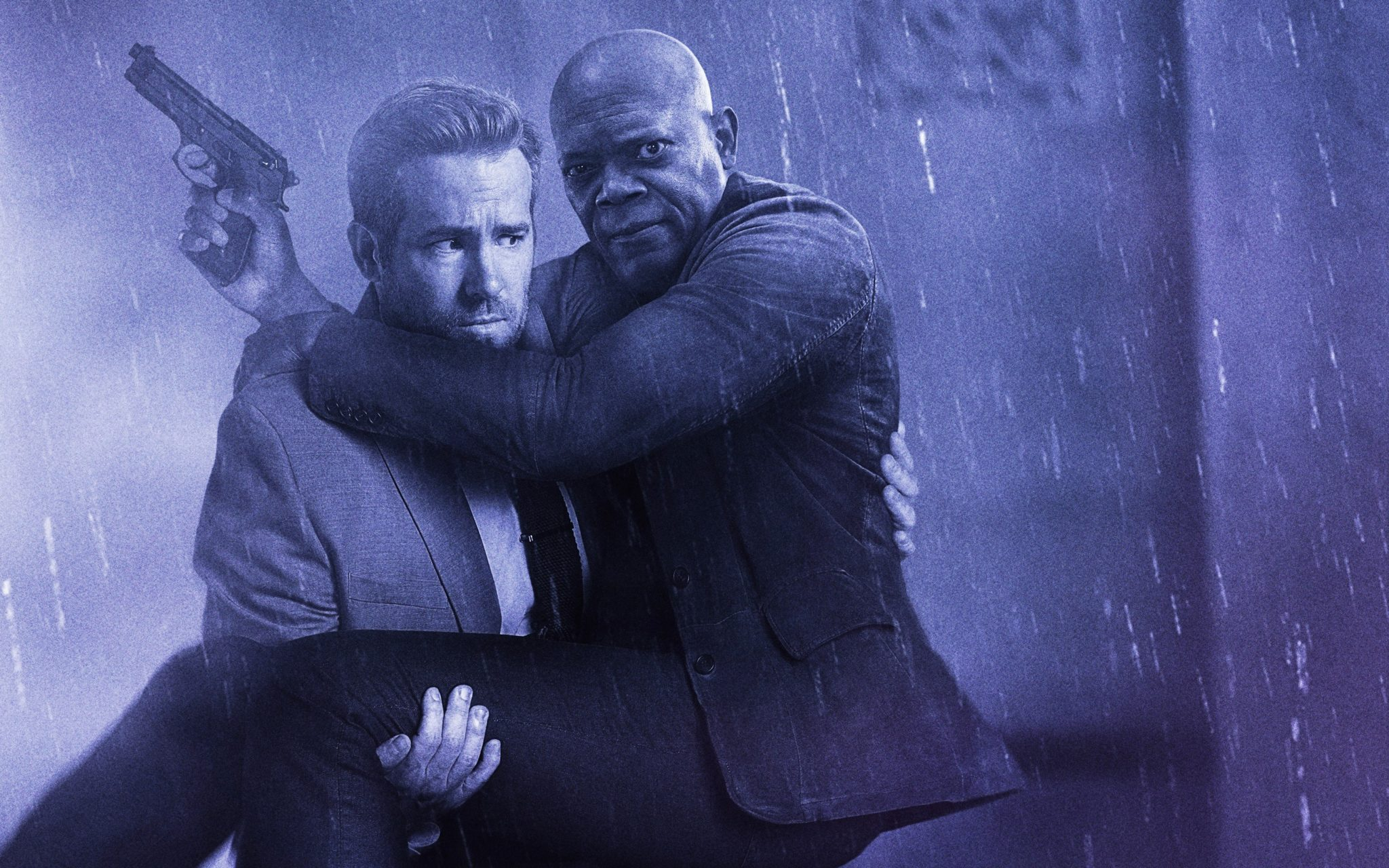 Review The Hitman S Bodyguard 2017 Manlymovie