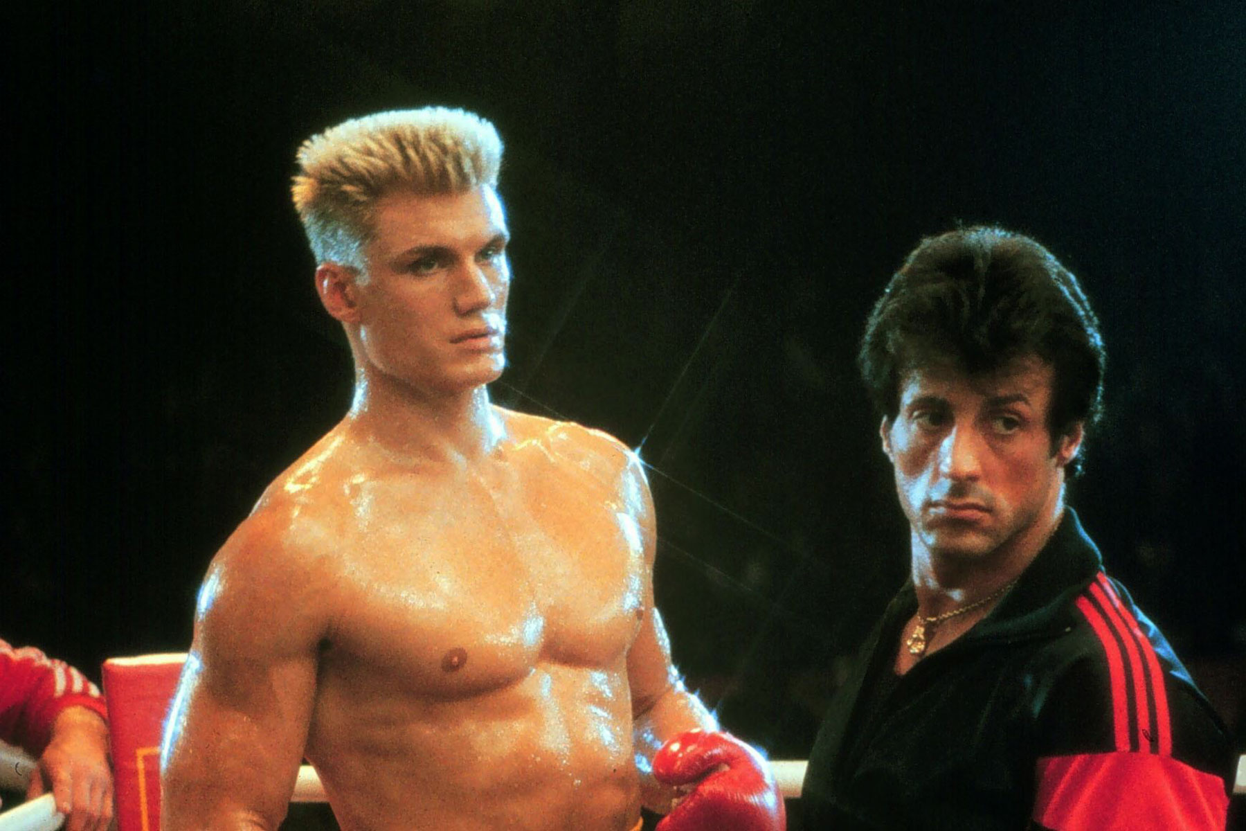 BEHIND THE SCENES ON ROCKY IV DIRECTOR'S CUT | ManlyMovie